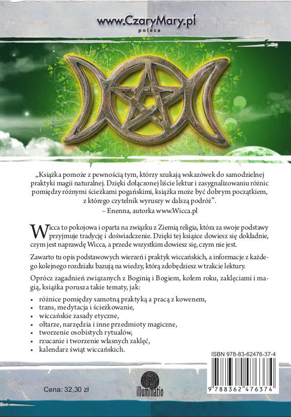 Wicca dla początkujących religia czarownic