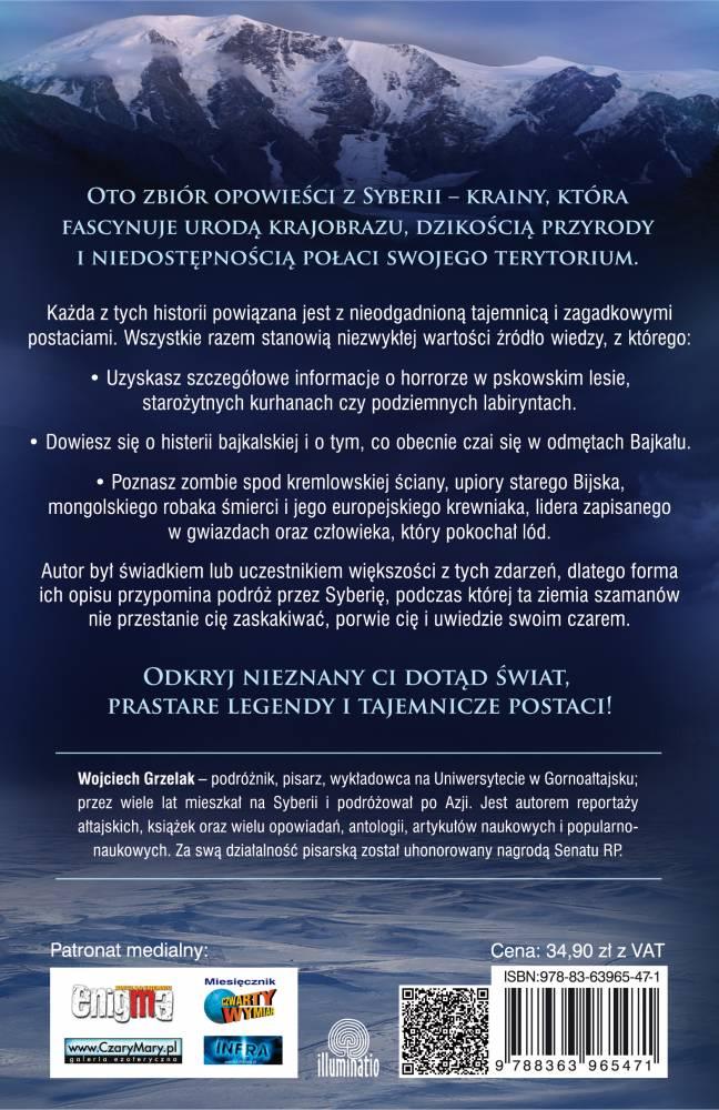 Ziemia szamanow Syberia