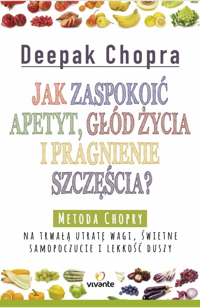 nowa książka Chopry