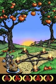 Jak świętować równonoc jesienną, czyli sabat Mabon