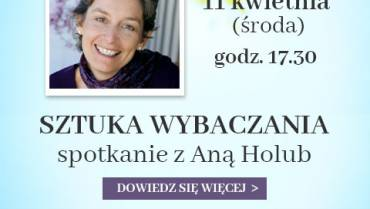 Spotkanie autorskie z Aną Holub!
