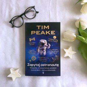 Zapytaj astronautę - Tim Peake