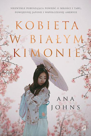 Kobieta w bialym kimonie 72