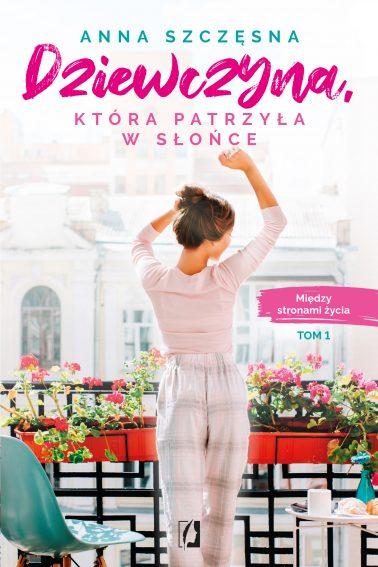 Anna Szczęsna - Dziewczyna - Okladka wybrana.indd